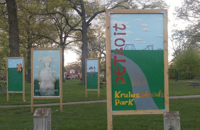 Krainz Woods Park