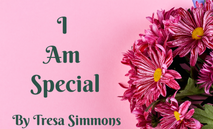 I am special cover page