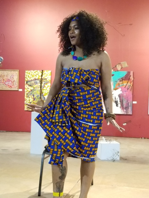Queen Yennenga