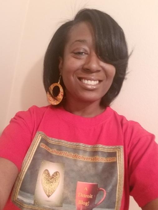 Me and Blog Shirt