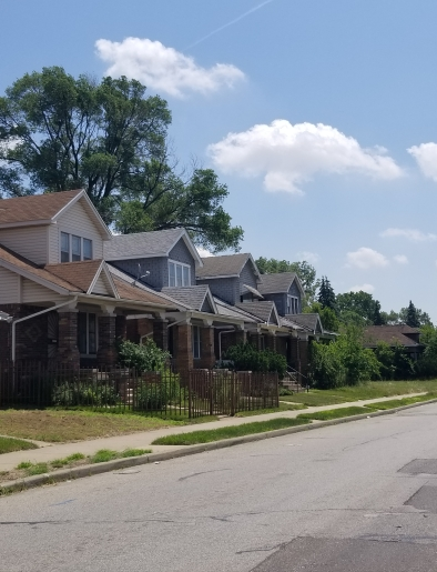 Row of Houses 2