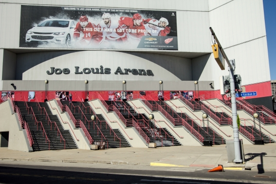 Joe Louis Areana